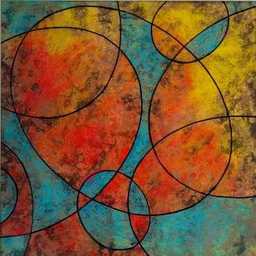 Thumbnail image of John Holt, 'Ellipse' - Inspired | July