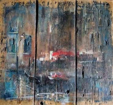 Thumbnail image of Linda Sharman, 'My Love of Venice' - Inspired | July