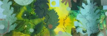 Thumbnail image of Peter Clayton, 'Woodland Carpet 1' - Inspired | July