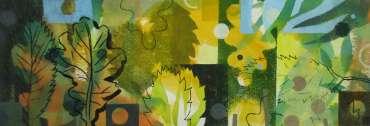 Thumbnail image of Peter Clayton, 'Woodland Carpet 2' - Inspired | July
