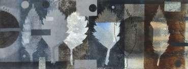 Thumbnail image of Peter Clayton, 'Woodland Carpet 3' - Inspired | July