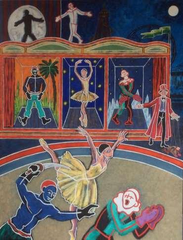 Thumbnail image of Phil Redford, 'Petrushka' - Inspired | July