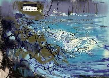 Thumbnail image of Tony O'Dwyer, 'Coast' - Inspired | July