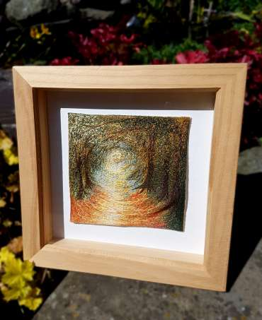 Thumbnail image of Victoria Whitlam, 'Autumn Path' - Inspired | July