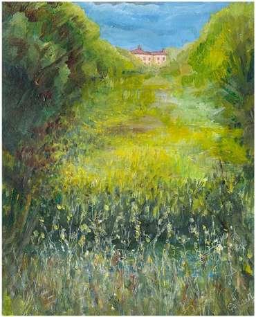 Thumbnail image of Glen Heath,'Canal Garden Walk' - Inspired | August