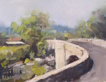 Thumbnail image of Graham Lacey, 'The Road North' - Inspired | August