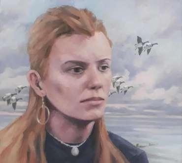 Thumbnail image of Alan Willey, 'Charlotte' - Inspired   November 2020