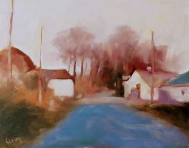 Thumbnail image of Graham Lacey, 'Passing Through' - Inspired   November 2020