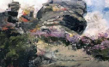 Thumbnail image of Jo Sheppard, 'Brimham Rocks' - Inspired   November 2020