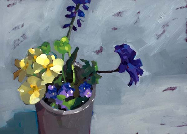 1-2-1 Online | Jane French Oil Painting sessions - Still Life