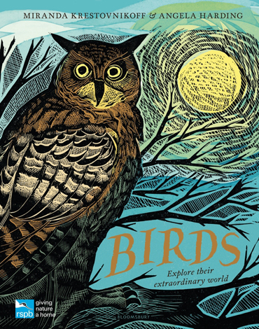 Cover of 'Birds and their Extraordinary Worlds'