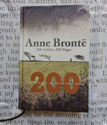 Anne Bronte 200 book -front cover