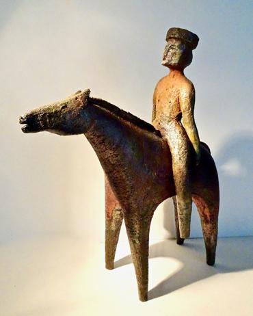 Henrietta Corbett, 'Queen on Horseback'