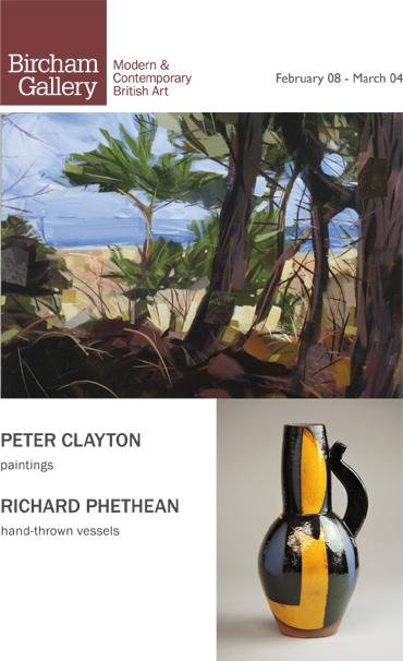 Bircham Gallery poster