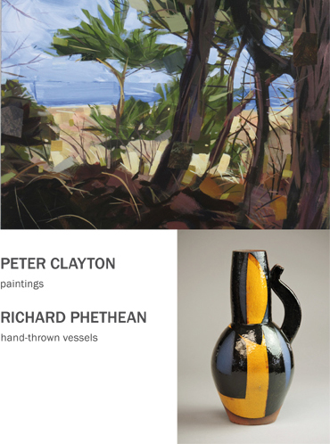 Exhibition | Peter Clayton / Richard Phethean