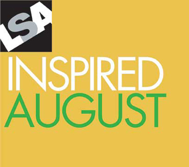 Introduction image for Exhibition | Inspired - August