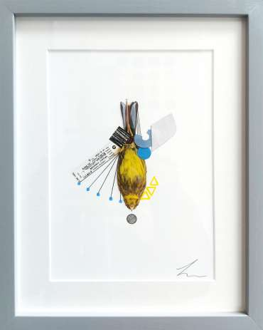 Thumbnail image of 72 | Lucy Stevens, Yellowhammer (Versatile) - LSA Annual Exhibition 2021 | Catalogue S - Z