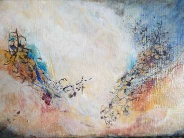 Thumbnail image of 66 | Nigel Smith | Distant Journeys Within - LSA Annual Exhibition 2021 | Catalogue S - Z