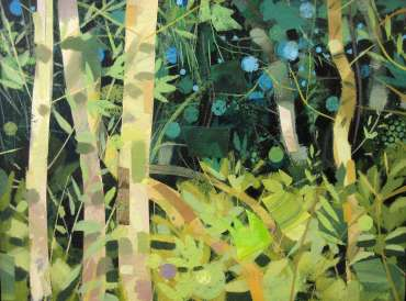 Thumbnail image of 15 | Peter Clayton | Local Glade, Summer Sun - LSA Annual Exhibition 2021 | Catalogue A - C