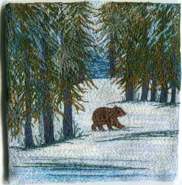 Thumbnail image of 85 | Victoria Whitlam | Winter Walk - LSA Annual Exhibition 2021 | Catalogue S - Z