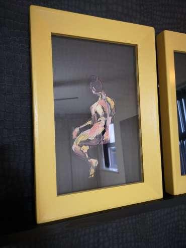 Thumbnail image of 45 | Vishal Joshi | Buttercup Babe 1 - LSA Annual Exhibition 2021 | Catalogue D - L