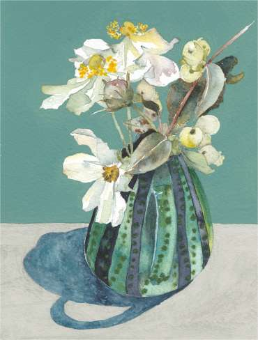 Thumbnail image of 12 | Vivienne Cawson, From the Garden 2 - LSA Annual Exhibition 2021 | Catalogue A - C