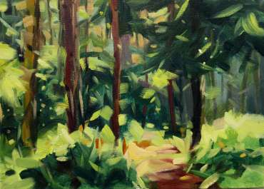 Thumbnail image of Peter Clayton, Amongst Tall Pines - Inspired | March