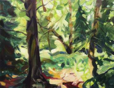 Thumbnail image of Peter Clayton, Urban Glade - Inspired | March
