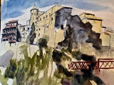 Thumbnail image of Tony O'Dwyer, Spain 2 - Inspired | March