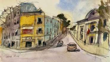 Thumbnail image of Tony O'Dwyer, Spain 1 - Inspired | March