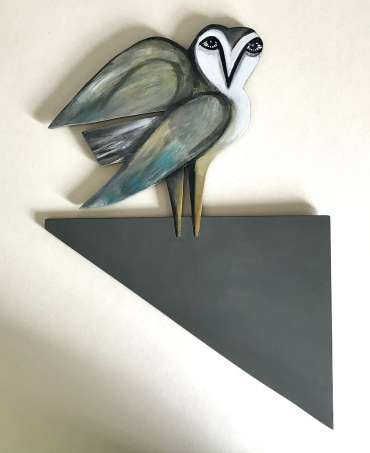 Thumbnail image of Henrietta Corbett, Owl vi - Reawakening