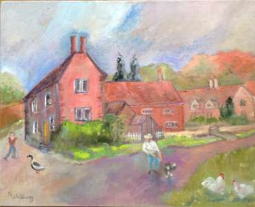 Thumbnail image of Nanette Whiteway, Cottages at North Creek - Reawakening