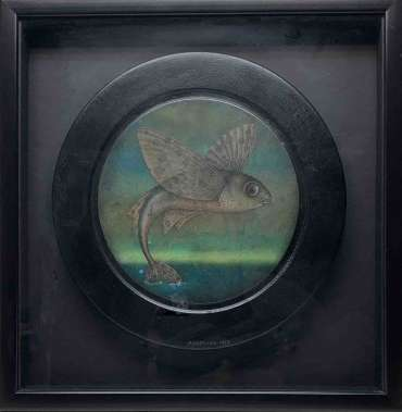 Thumbnail image of Wayne Anderson,Flying Fish - Reawakening
