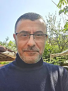 George Sfougaras