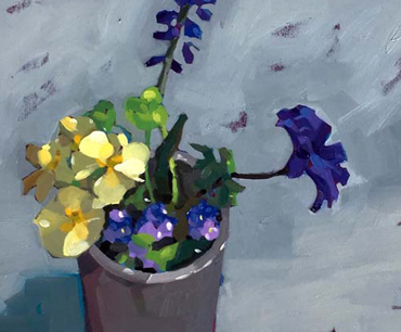 Introduction image for Online Tuition | Jane French Oil Painting sessions - Still Life