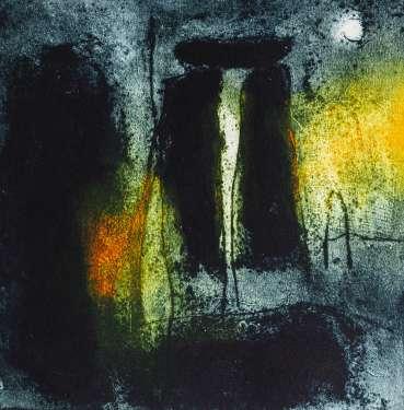 Thumbnail image of Catherine Headley, Winter Solstice - Catherine Headley - Stonehenge