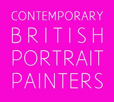 Contemporary British Portrait Painters logo