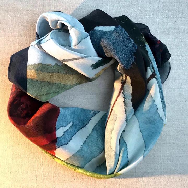 Deborah Bird scarf