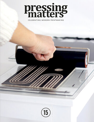 Pressing Matters - Issue 15 (front cover)