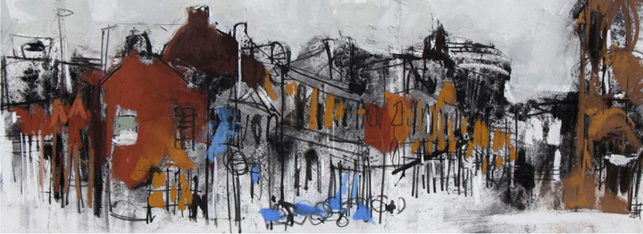 Emma Fitzpatrick, Rutland Street, Leicester