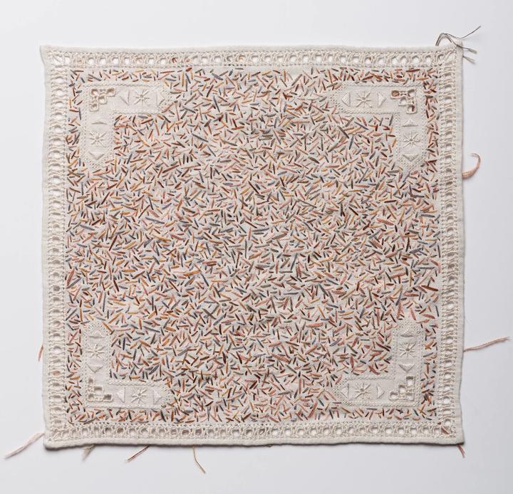 Ruth Singer, Stitch Meditation