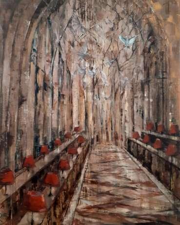 Thumbnail image of Rita Sadler, Evensong - Pilgrimages