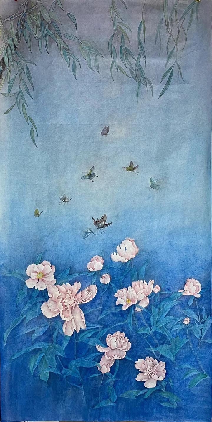 The Peony Girl, Xanadu Butterflies
