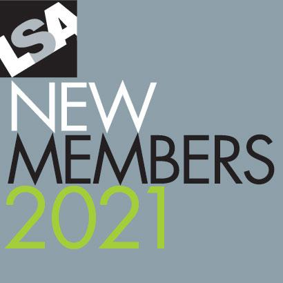 New Members 2021 logo