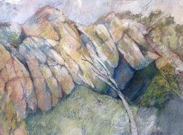 Thumbnail image of Rocks and Caves - Past Member | Ruth Cockayne