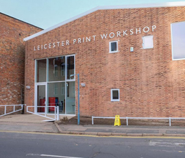 Gallery image for Leicester Print Workshop