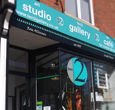 Ten2 Gallery in Hinckley