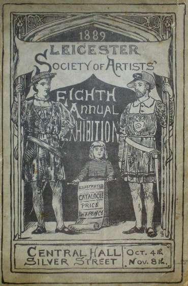 LSA catalogue dated 1889