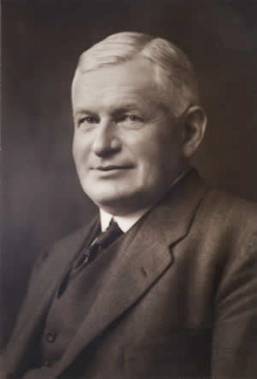 LSA President H Percy Gee photograph