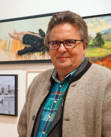 LSA President Lars Tharp